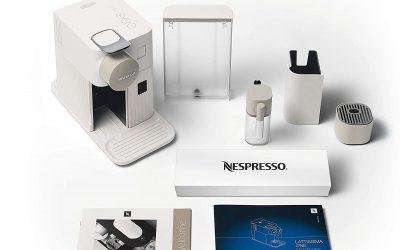 Nespresso Lattissima one en el 2020. ¿Vale la pena comprarla?