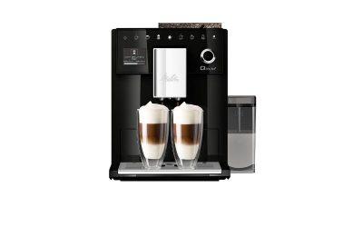 Las 3 mejores cafeteras super automáticas Melitta del 2021